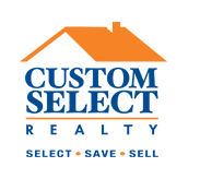 Custom Select Realty Logo